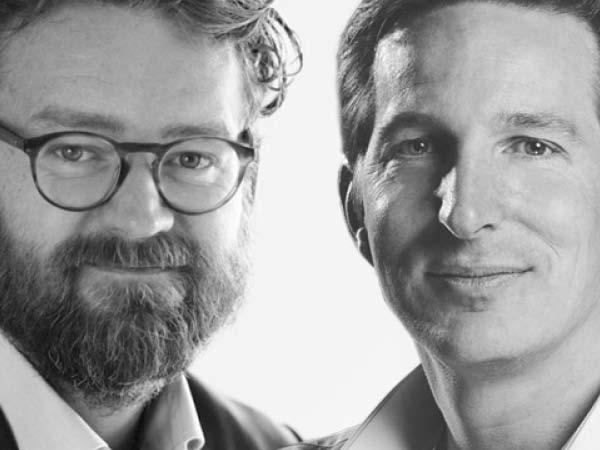 Rasmus Willig og Christian Ørsted