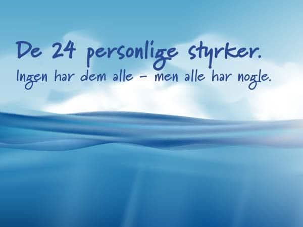 24 personlige styrker