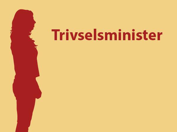 Danmark burde have en trivselsminister