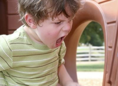 Børn har brug for et sprog om vrede