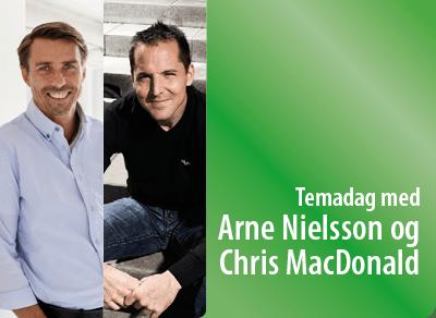 Velsete Unik sammensat temadag med Arne Nielsson og Chris MacDonald EC-61