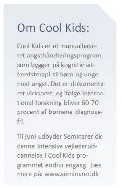 Cool Kids uddannelse