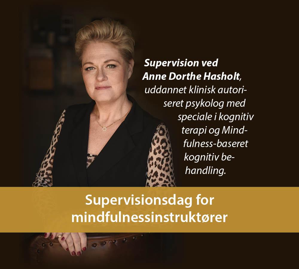 mindfulness supervision