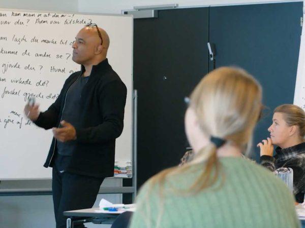 Løsningsfokuseret koordinator-uddannelse – Interview med underviserne