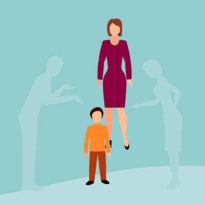 Bliv eksamineret samtalegruppeleder for børn i skilsmisse