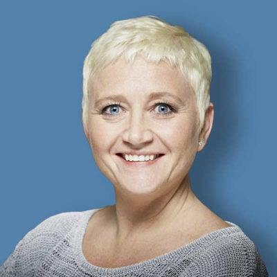 Louise Brückner om hjerneskadede og pårørende