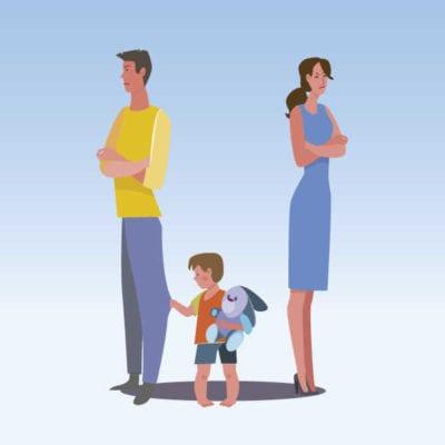 Familieretshuset og skilsmissesystemet