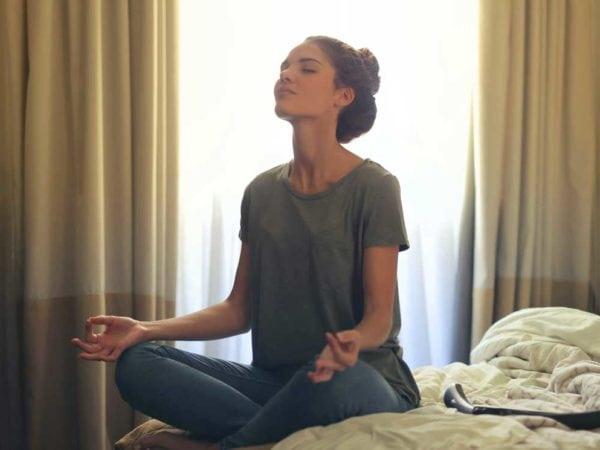 Mindfulness: Guidet åndedrætsmeditation