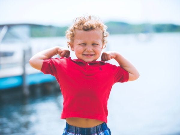Forebyg angst med Cool Kids