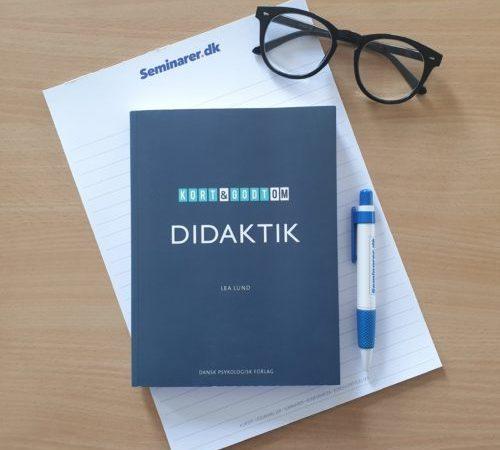 """""""Kort & Godt Om Didaktik"""" – boganmeldelse"""