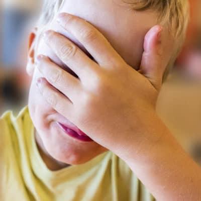 Angst og ængstelighed hos børn