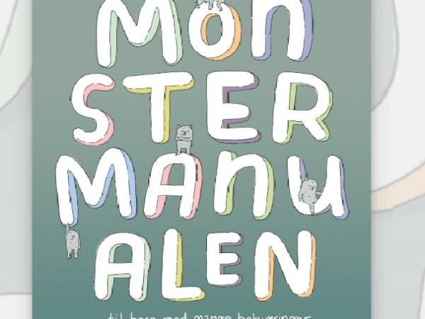 Få uddrag fra bogen 'Monstermanualen – Til børn med mange bekymringer'