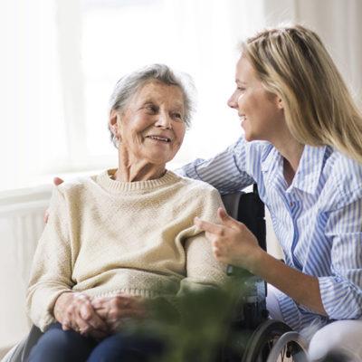 Adfærdsproblemer i ældreplejen