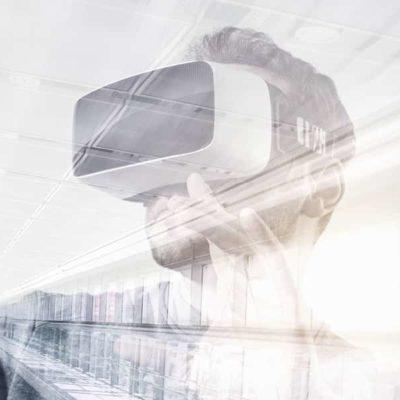 Angsten behandlet igennem den virtuelle verden